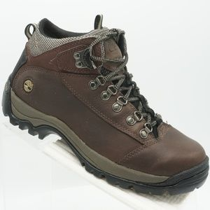 Timberland 11698 Size 8.5 Brown Hiking Boots Shoes